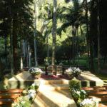 Altar – Escadaria e Passarela